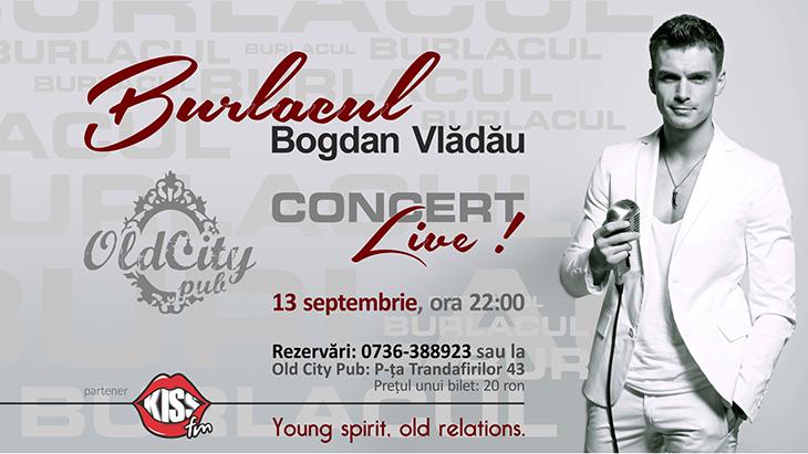 Bogdan Vladau & Band - Live in OldCity Pub