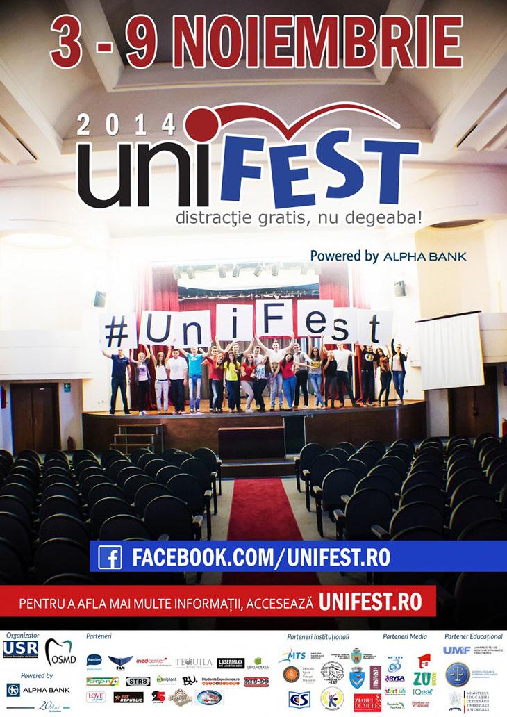 #UniFest2014