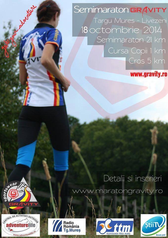 semimaraton Gravity