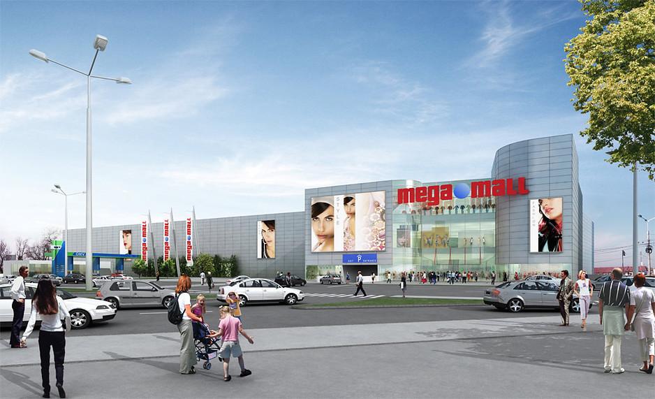 Mega Mall Mures