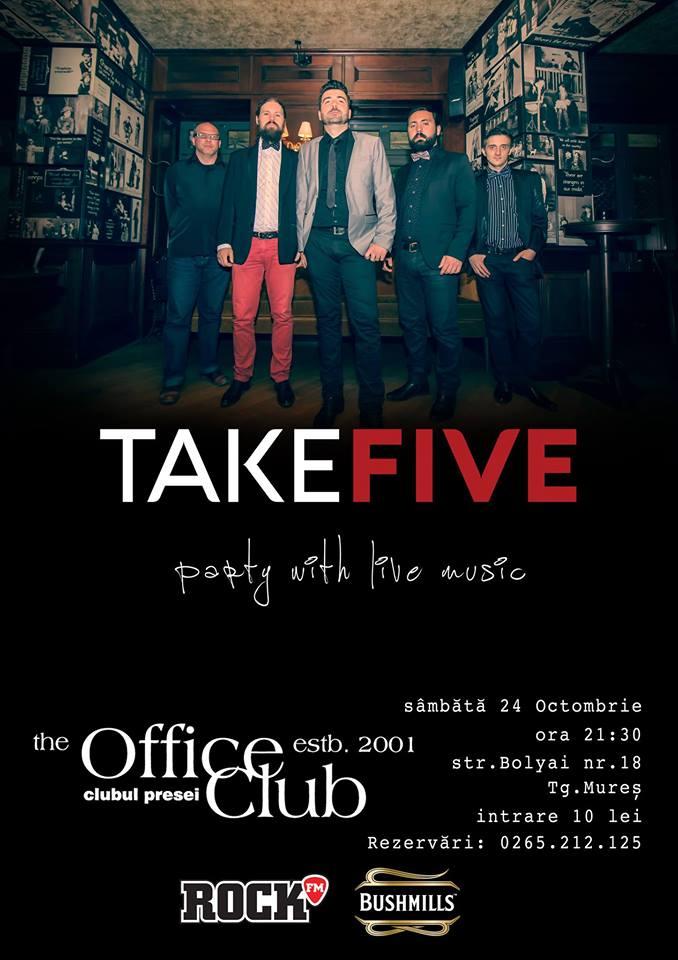 concert take five