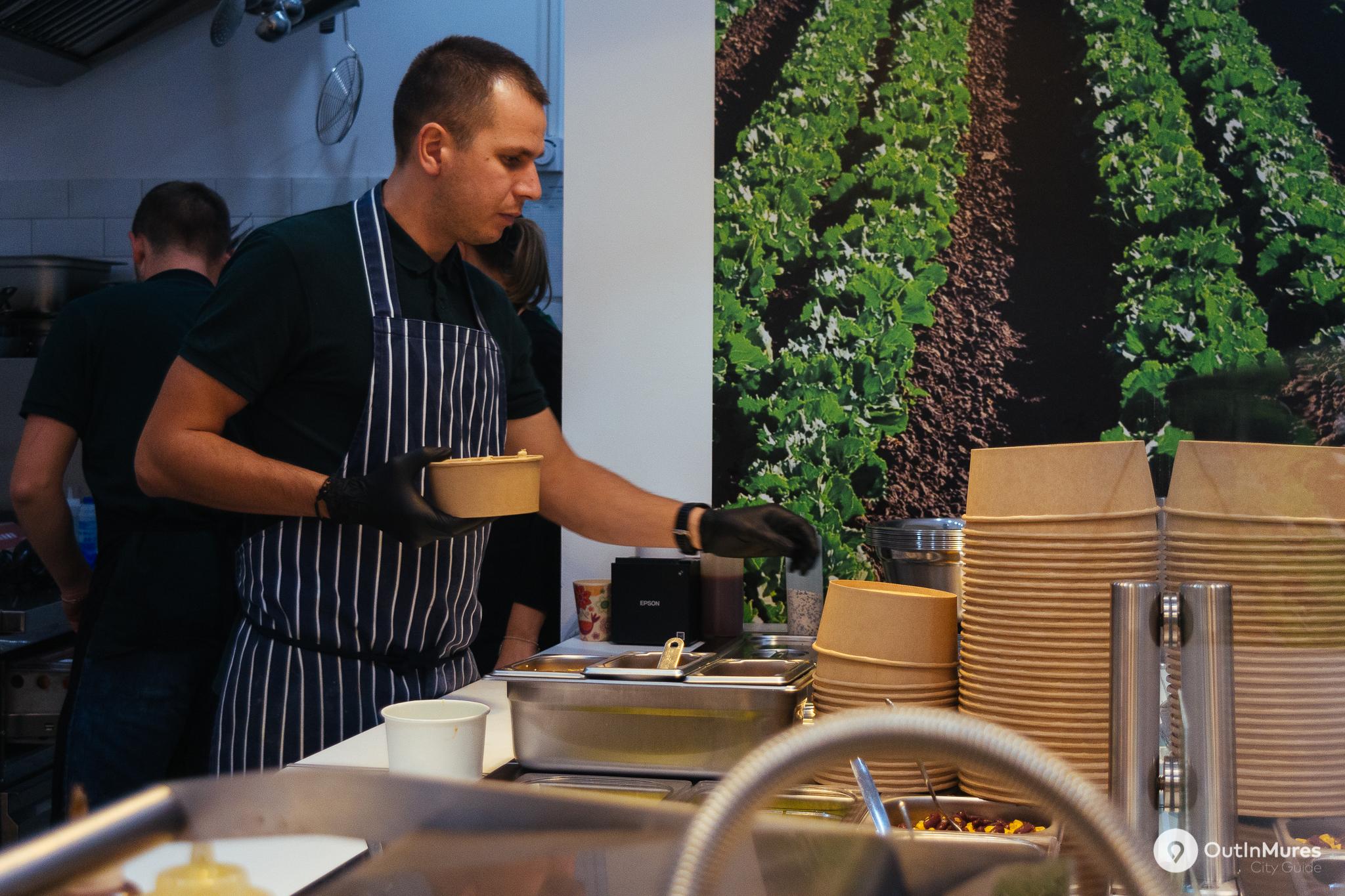 Green Kitchen OutInMures