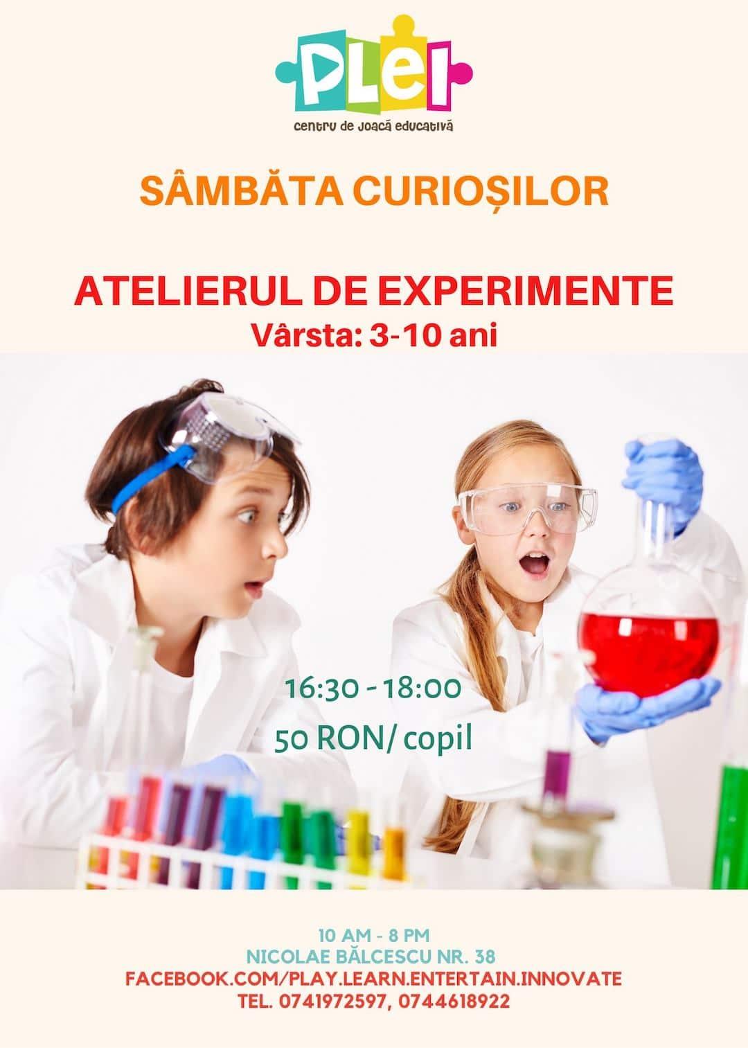 atelier de experimente