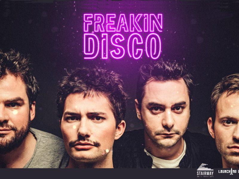 freakin disco