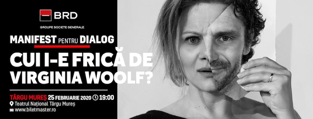 Cui i-e frică de Virginia Woolf?