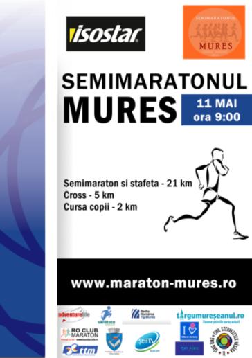 Semimaraton Mures