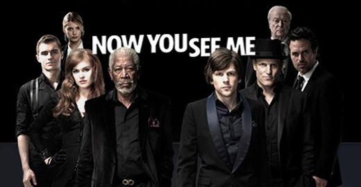 Recomandare Now You See Me Iunie 2013