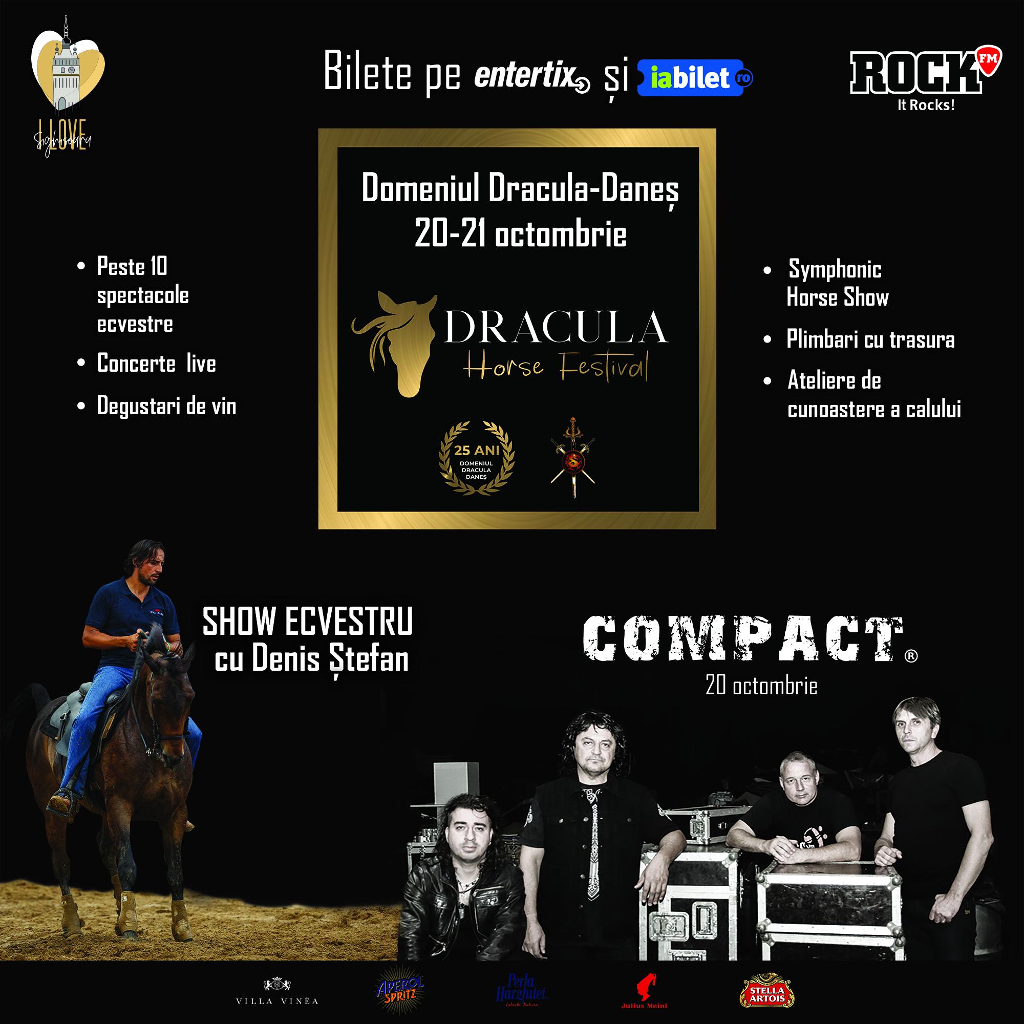 starul Dracula Horse Festival