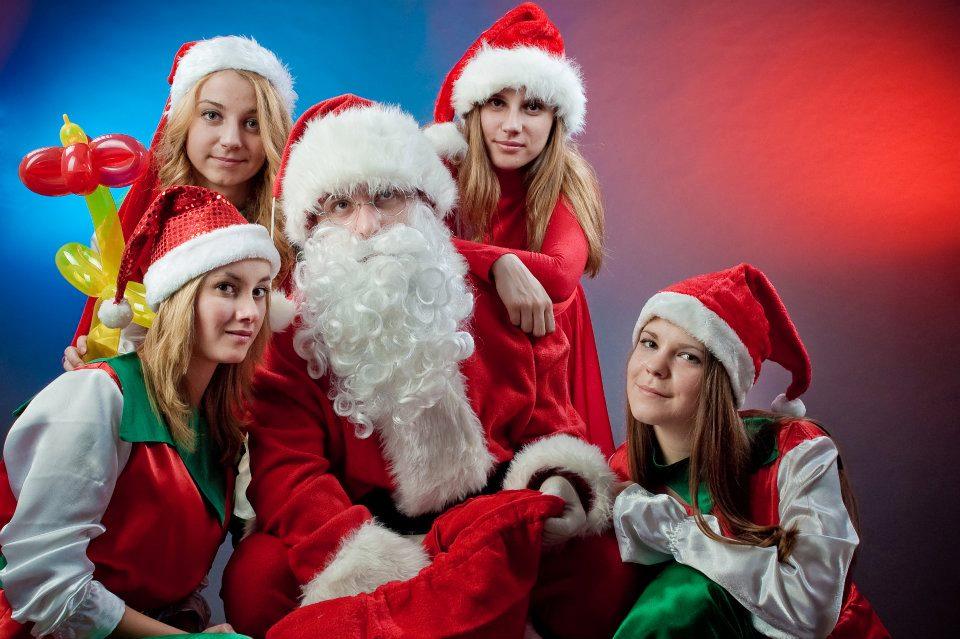 Prietenii lui Moș Crăciun