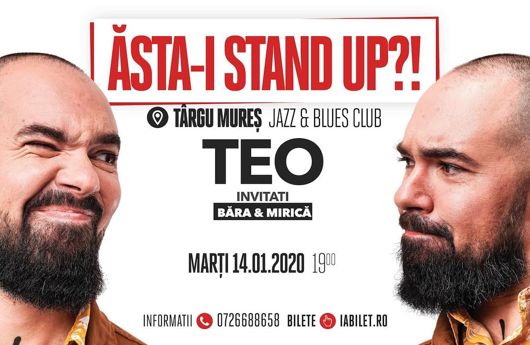 stand-up cu teo