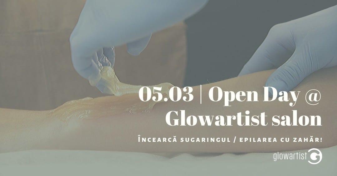 open day la glowartist
