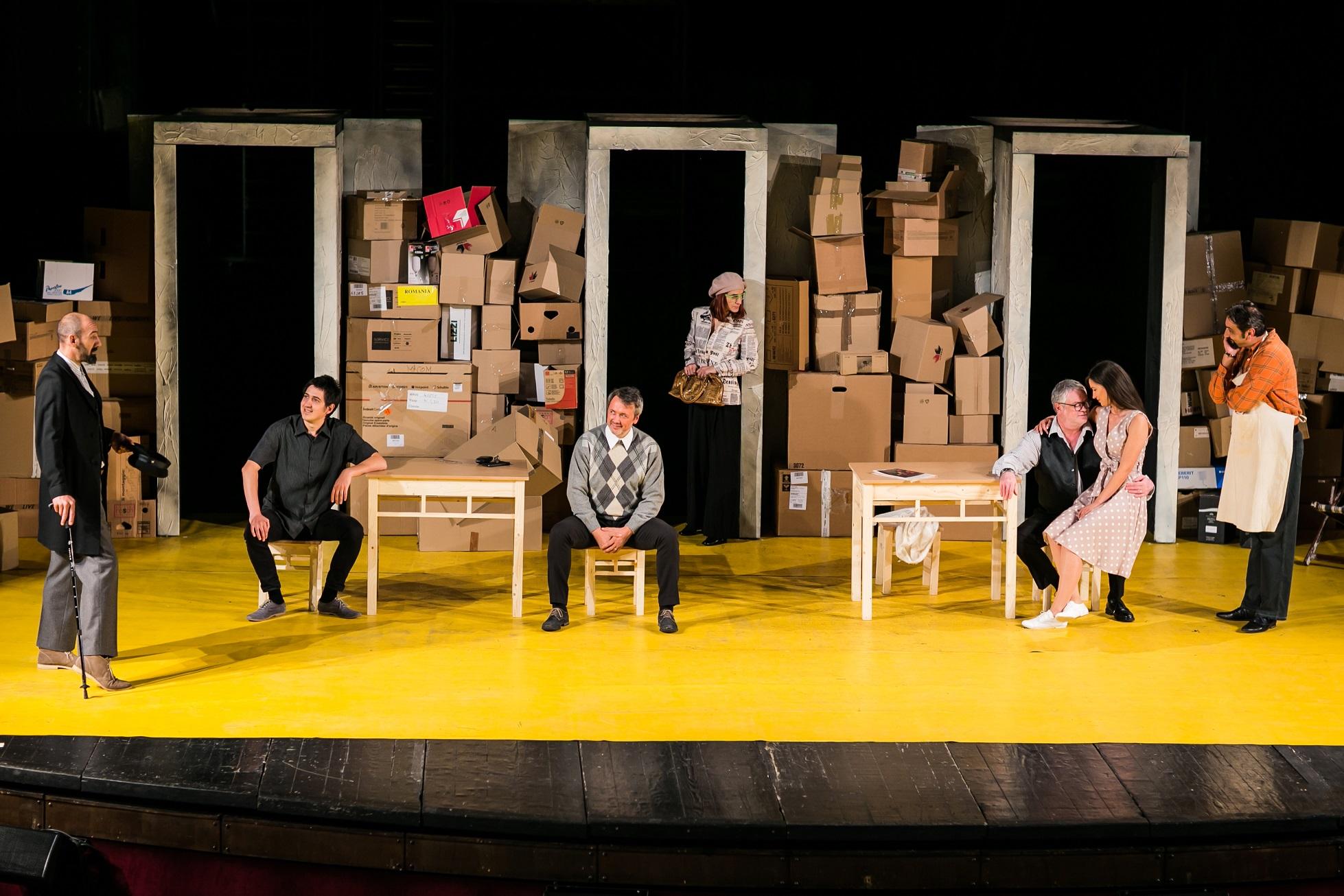 teatru in aer liber