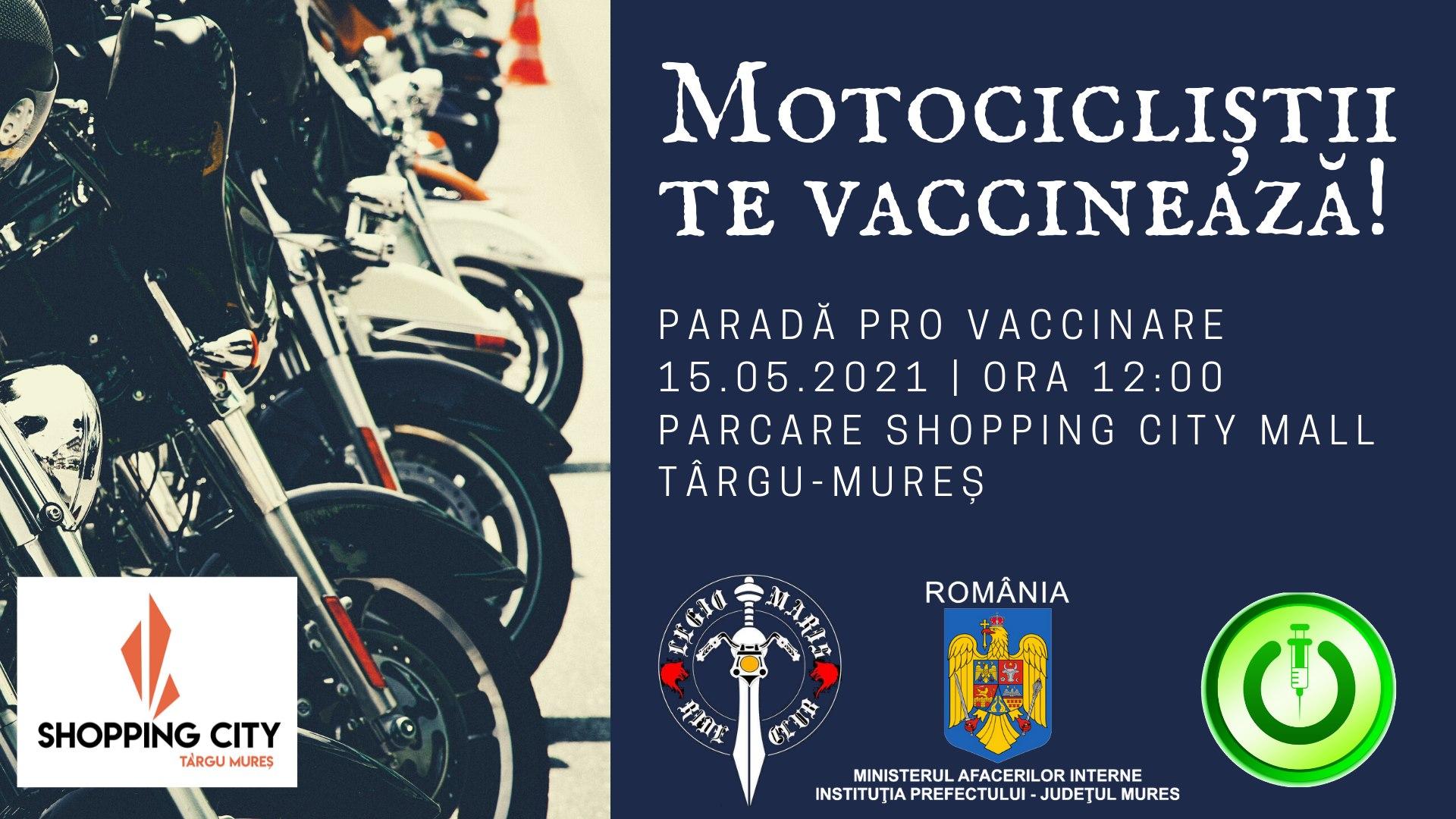 parada vaccinare